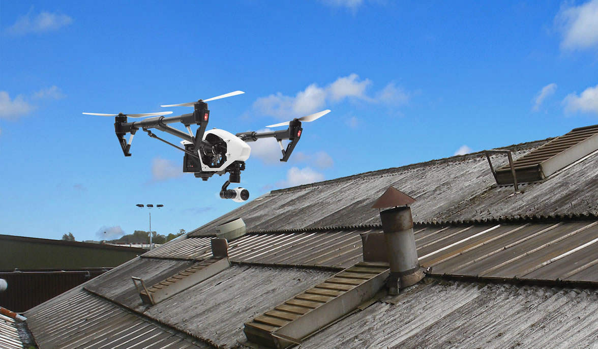 Image result for Drone Technology Roof Surveys
