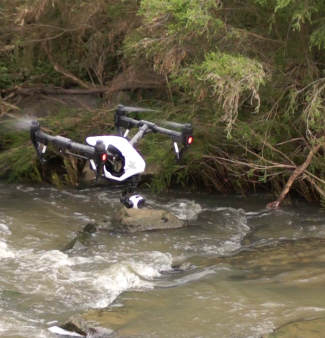 Drone_River_Monitoring