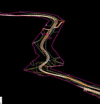 Drone Road Feature Survey