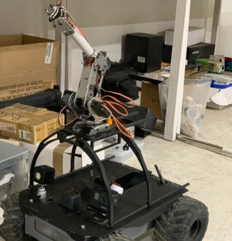 Robotic Confined Spaces Inspection