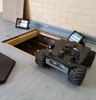 Robotic Confined Spaces Inspection6